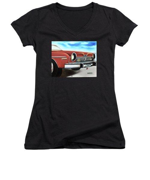 Madador Ole Women's V-Neck T-Shirt