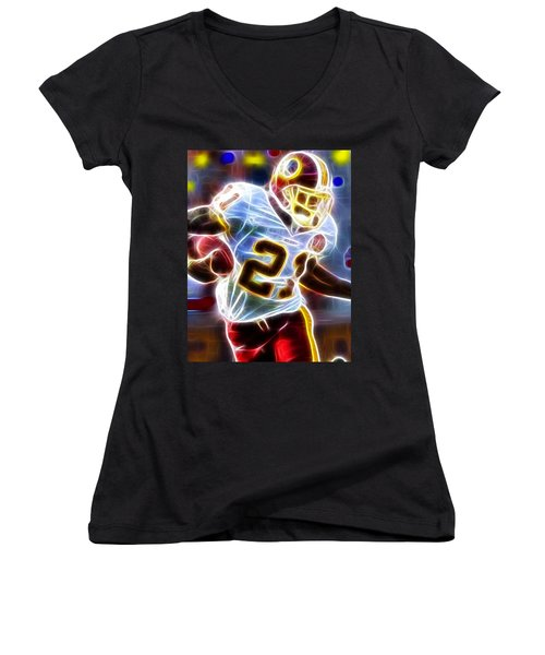 Magical Sean Taylor Women's V-Neck (Athletic Fit)