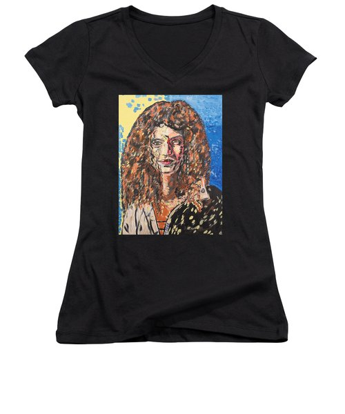 Maja Women's V-Neck T-Shirt