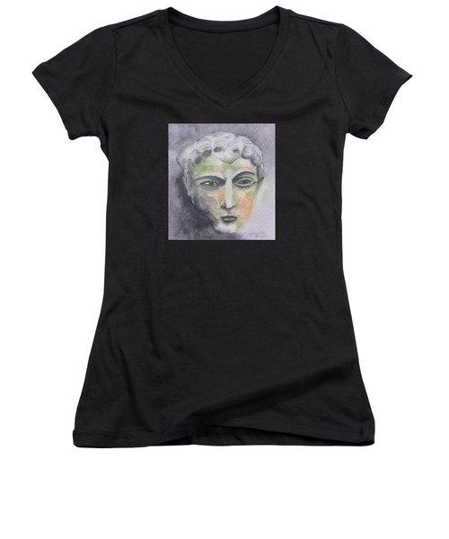 Mask II Women's V-Neck T-Shirt