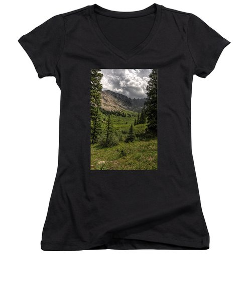 Mayflower Gulch Women's V-Neck