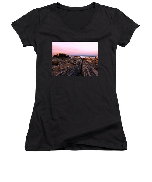 Mesmerized Women's V-Neck