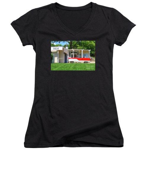 Metropolitan Women's V-Neck T-Shirt