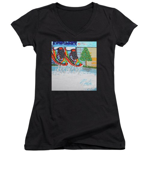 Mia's Water Sport Women's V-Neck