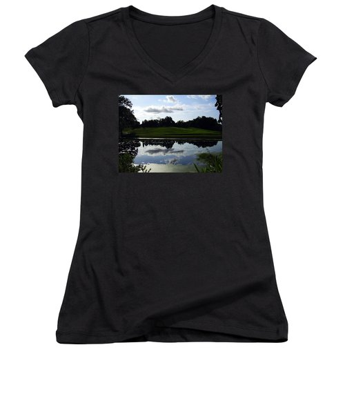 Middleton Place II Women's V-Neck (Athletic Fit)