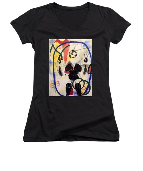 Mirror Mirror Women's V-Neck T-Shirt