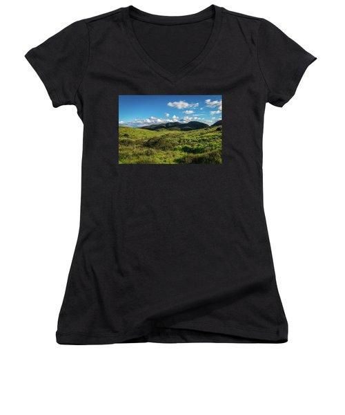 Mission Trails Grasslands Women's V-Neck