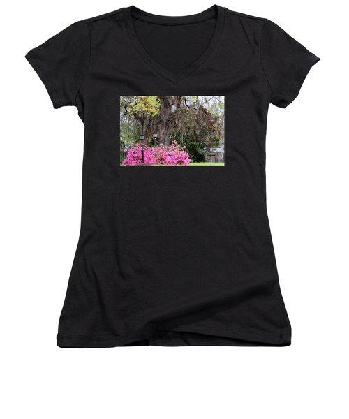Mississippi Charm Women's V-Neck T-Shirt