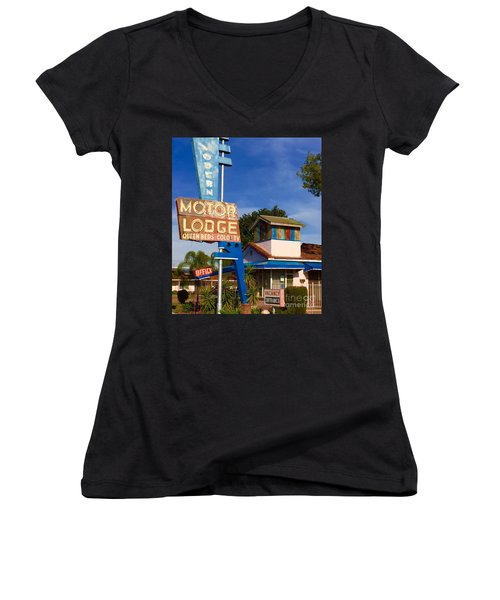 Modern In Lodi Women's V-Neck