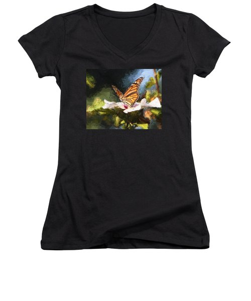 Monarch2 Women's V-Neck (Athletic Fit)