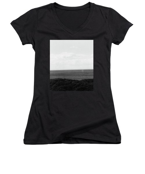 Moray Firth Women's V-Neck (Athletic Fit)