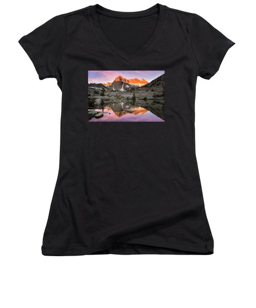 Mountain Air  Women's V-Neck (Athletic Fit)