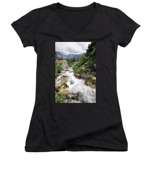 Mountain River Women's V-Neck