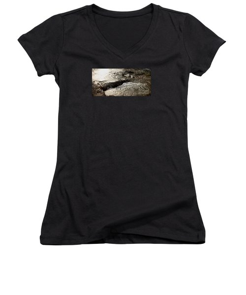 Moving Water Women's V-Neck