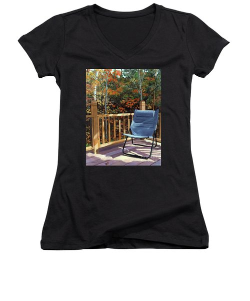 My Favorite Spot Women's V-Neck