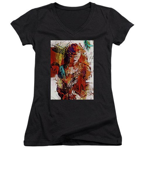 Myrrh Women's V-Neck