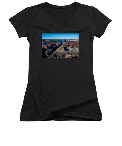 Nature's Wonder2 Women's V-Neck (Athletic Fit)