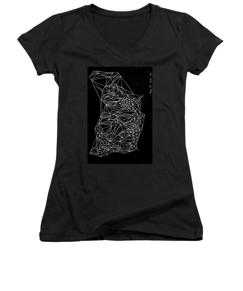 Nebulous Twice Women's V-Neck