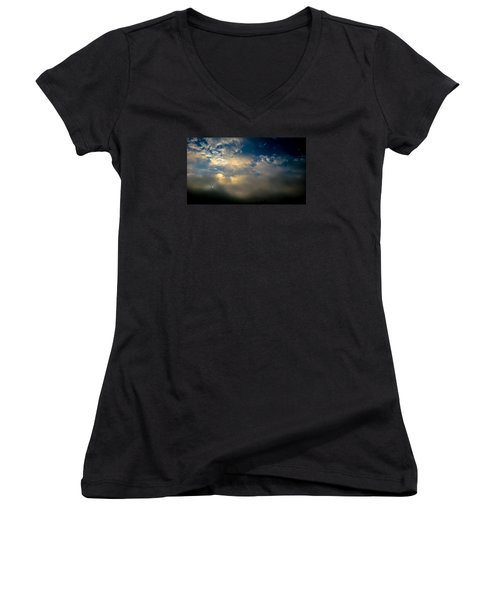 New Every Morning Women's V-Neck (Athletic Fit)