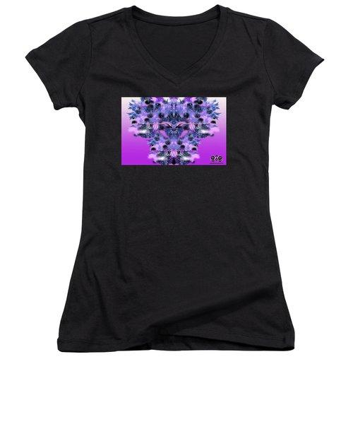 New Friend Women's V-Neck T-Shirt