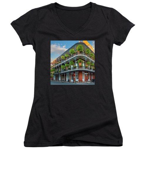 New Orleans House Women's V-Neck