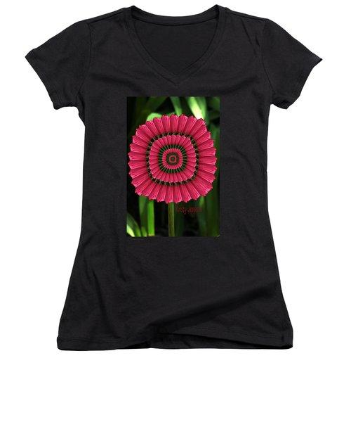 Tulip K1 Women's V-Neck T-Shirt
