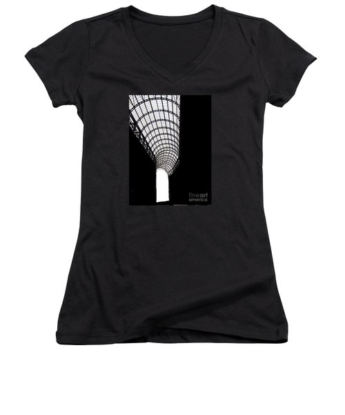 O Israel Hope Now Hope Always Women's V-Neck T-Shirt