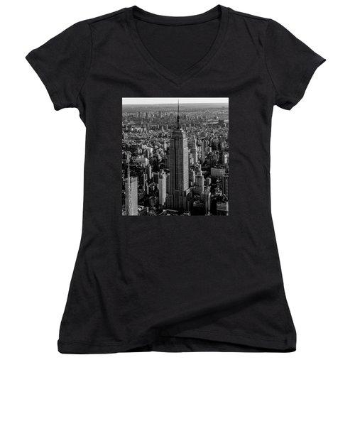 Old New York  Women's V-Neck