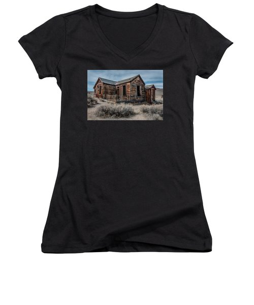 Once A Home Women's V-Neck T-Shirt
