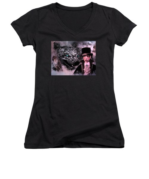 Once Upon A Time Women's V-Neck