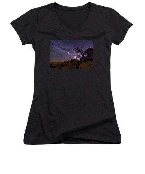 Overwatch Women's V-Neck T-Shirt