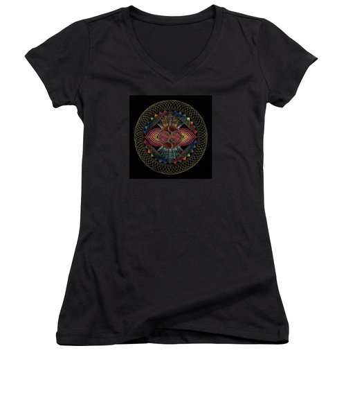 Pachamama Women's V-Neck (Athletic Fit)