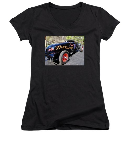 Packard Speedster  Women's V-Neck