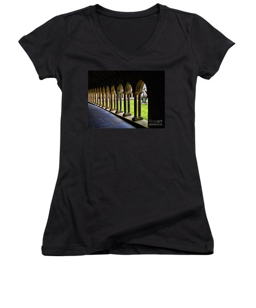 Passage To The Ancient Women's V-Neck