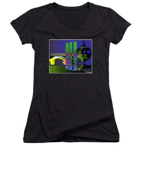 Peace Offering Women's V-Neck T-Shirt