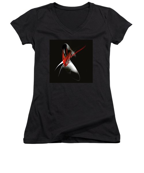 Penman Original-571 Women's V-Neck T-Shirt