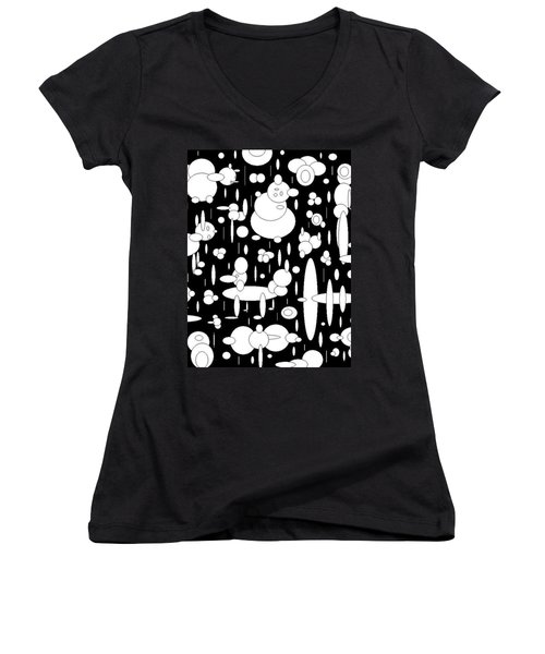 Peoples Women's V-Neck (Athletic Fit)