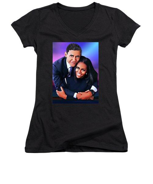 Perfect Love Women's V-Neck T-Shirt