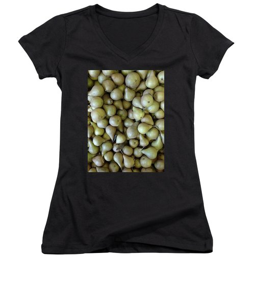 Perfectly Peared Women's V-Neck