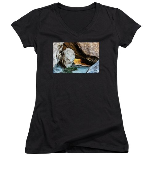 Pirate's Cave Women's V-Neck