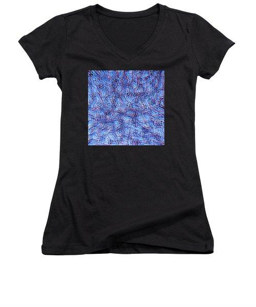 President Obama Legacy #7 Women's V-Neck T-Shirt