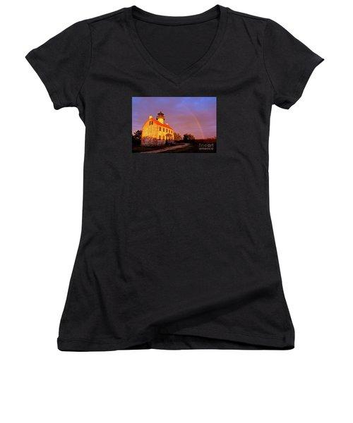 Promise  Women's V-Neck T-Shirt