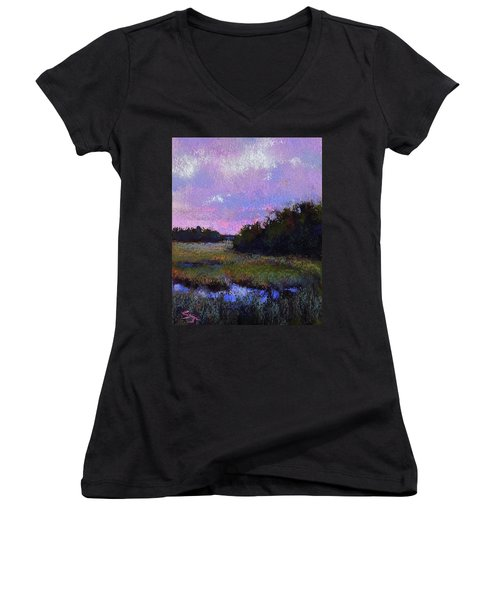 Rain's Retreat Women's V-Neck