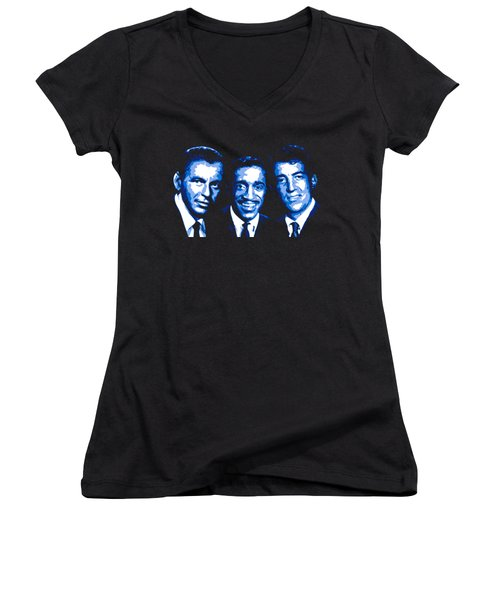 Ratpack Women's V-Neck (Athletic Fit)