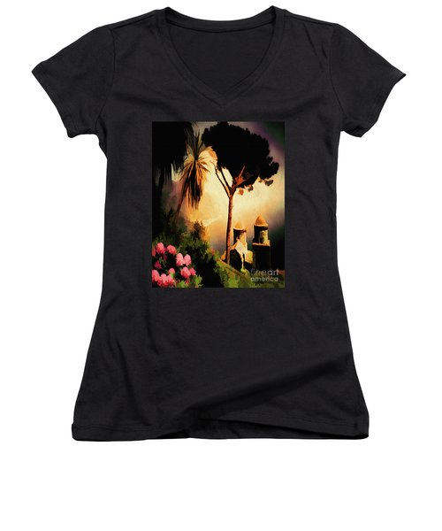 Ravello Women's V-Neck