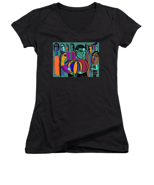 Referee Women's V-Neck