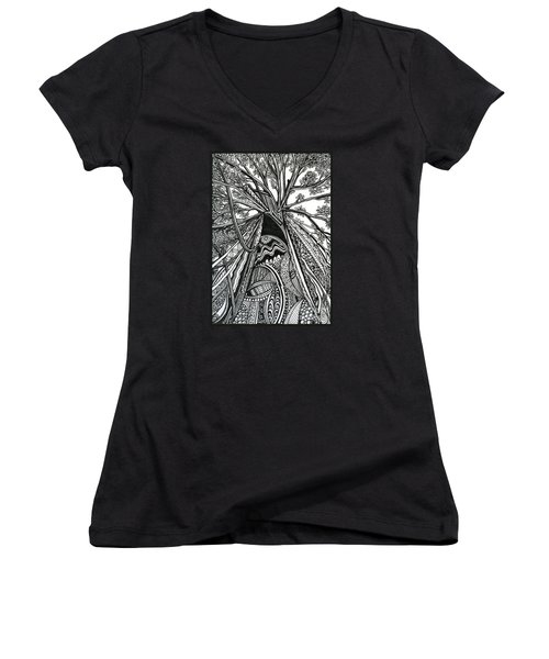 Regal Women's V-Neck T-Shirt