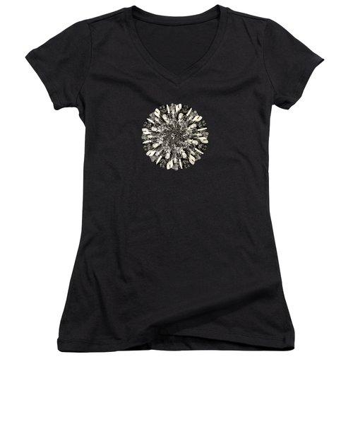Reinventing The Wheel Women's V-Neck T-Shirt