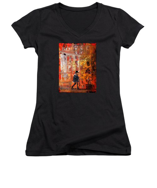 Remember By Colleen Ranney Women's V-Neck