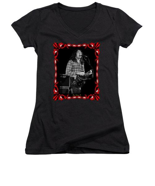 Shirt Design #5 Women's V-Neck